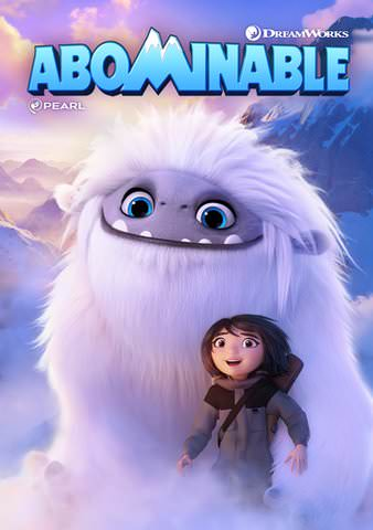 Abominable HDX VUDU IW (Will Transfer to MA & iTunes)