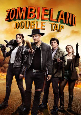 Zombieland Double Tap HDX VUDU IW (Will Transfer to MA & iTunes)