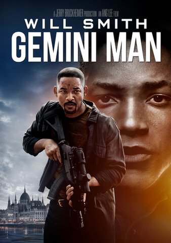 (Restocking Soon!) Gemini Man HDX VUDU (Restocking Soon!)