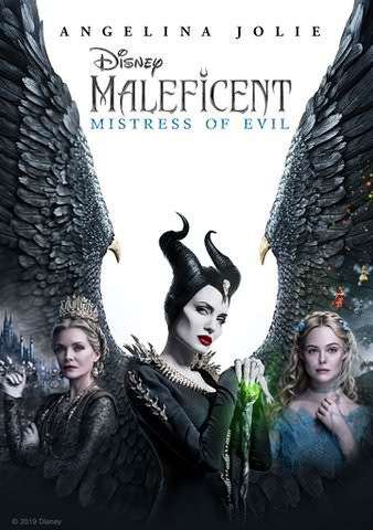 Maleficent: Mistress Of Evil HDX VUDU or iTunes via MA
