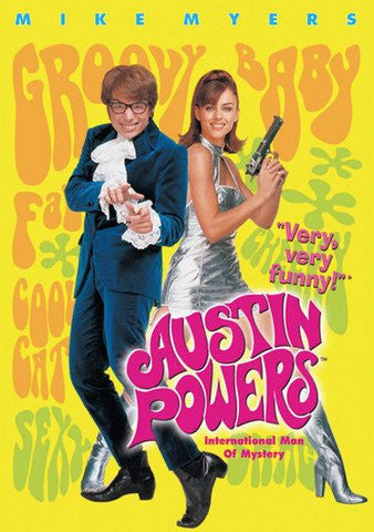 Austin Powers: International Man of Mystery SD UV - Digital Movies