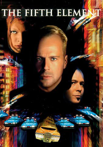 Fifth Element HDX UV - Digital Movies