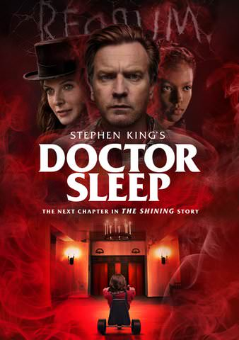 Doctor Sleep HDX VUDU  IW (Will Transfer to MA & iTunes)