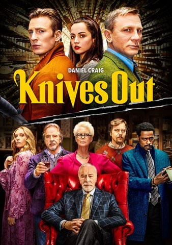 Knives Out 4K UHD VUDU (IW)
