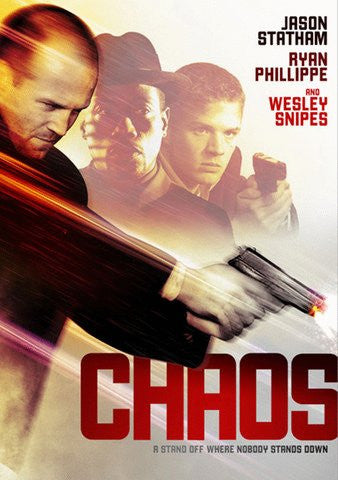 Chaos HDX UV - Digital Movies