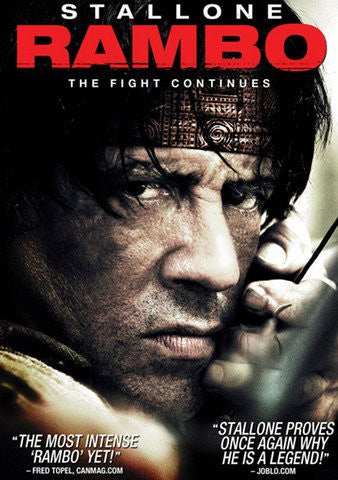Rambo (2008) HDX UV/Vudu - Digital Movies