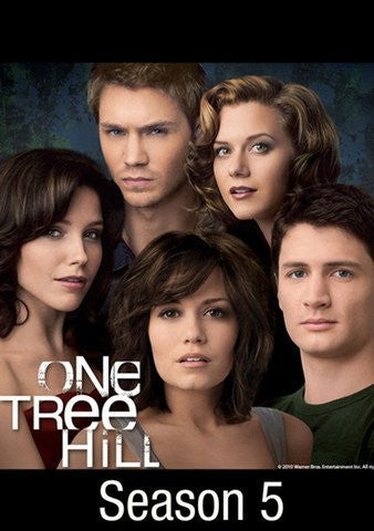 One Tree Hill season 5 iTunes SD - Digital Movies