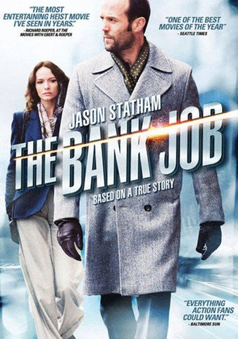 The Bank Job HDX UV - Digital Movies