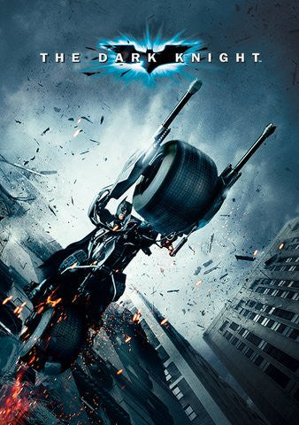 The Dark Knight HDX UV - Digital Movies
