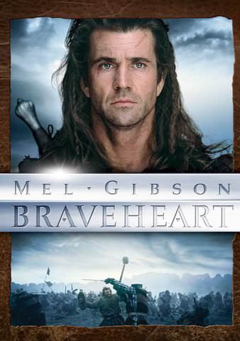 Braveheart HDX UV - Digital Movies