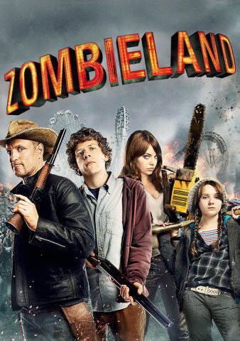 Zombieland HDX UV - Digital Movies