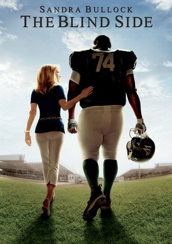 Blind Side HDX UV or iTunes via MA