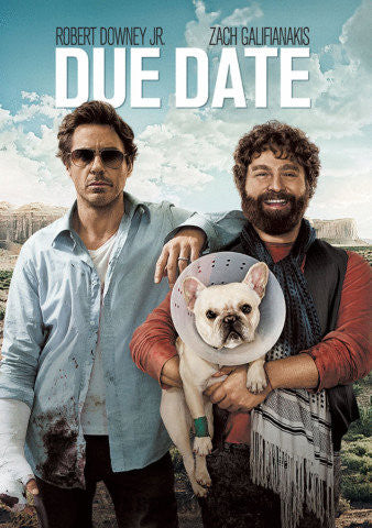 Due Date HDX UV or iTunes via MA