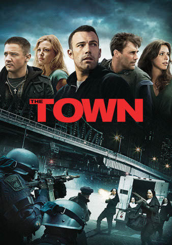 The Town HDX UV - Digital Movies