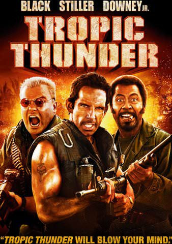Tropic Thunder HDX UV - Digital Movies