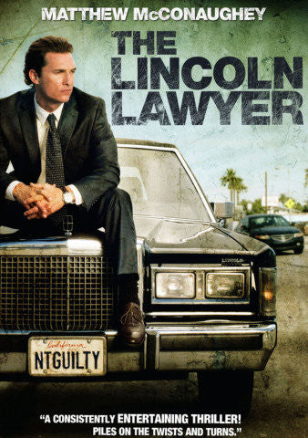 Lincoln Lawyer HDX UV - Digital Movies