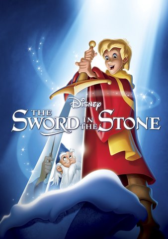 Sword in the Stone HDX Vudu, MA, iTunes, or Google Play