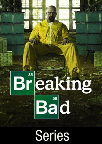 Breaking Bad all Seasons (Complete Series) HDX UV - Digital Movies