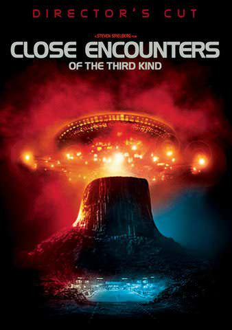 Close Encounters Of The Third Kind HDX UV - Digital Movies