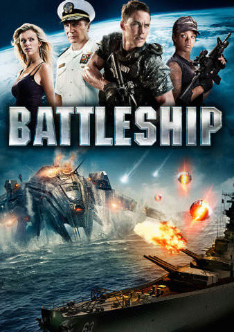 Battleship 4K UHD VUDU IW (Will Transfer to MA & iTunes)