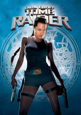 Lara Croft Tomb Raider HDX UV - Digital Movies