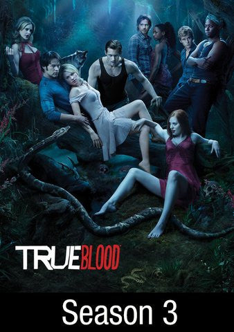 True Blood season 3 HD Google Play - Digital Movies