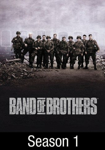Band of Brothers Season 1 HD Google Play - Digital Movies