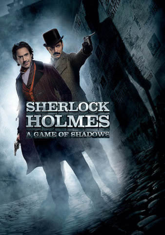 Sherlock Holmes: A Game of Shadows HDX UV - Digital Movies