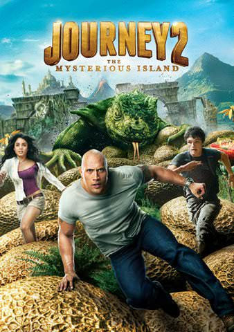 Journey 2: The Mysterious Island HDX UV
