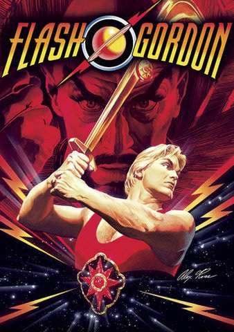 Flash Gordon HDX UV - Digital Movies
