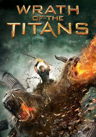 Wrath of the Titans HDX UV - Digital Movies
