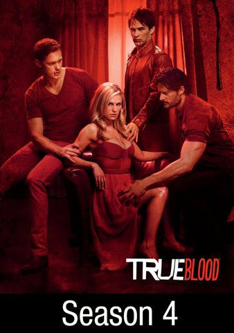True Blood Season 4 HD Google Play - Digital Movies