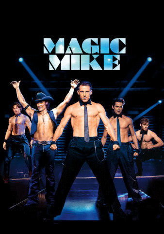 Magic Mike HDX UV - Digital Movies
