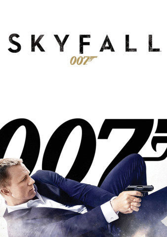 Skyfall HDX UV - Digital Movies