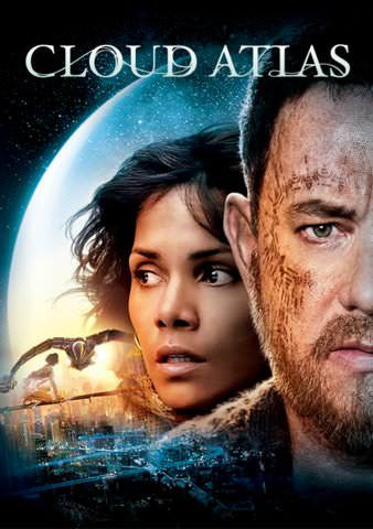Cloud Atlas HDX UV - Digital Movies