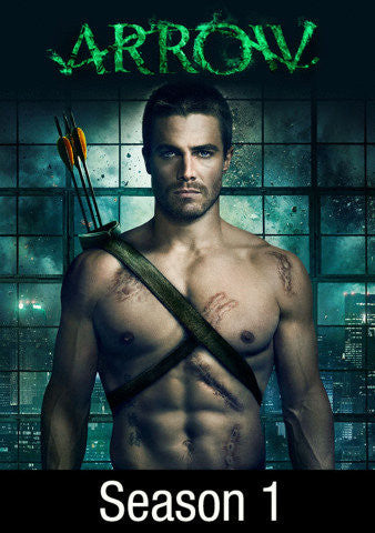 Arrow season 1 HDX UV