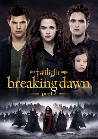 Twilight Saga: Breaking Dawn Part 2 HDX Vudu - Digital Movies
