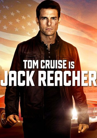Jack Reacher HD iTunes - Digital Movies