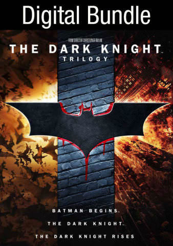 Dark Knight Trilogy SD UV