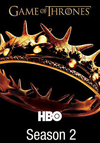 Game of Thrones Season 2 HDX VUDU