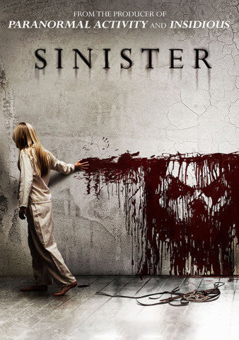 Sinister HD iTunes - Digital Movies