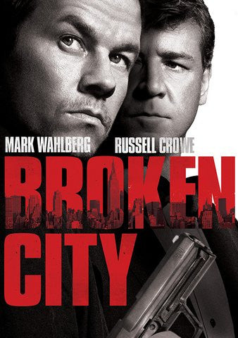 Broken City HDX UV - Digital Movies