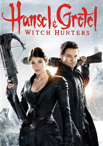 Hansel & Gretel: Witch Hunters HDX UV