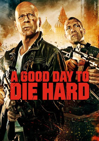 A Good Day to Die Hard HDX UV - Digital Movies