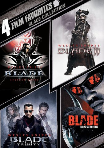 Blade Collection SD UV - Digital Movies