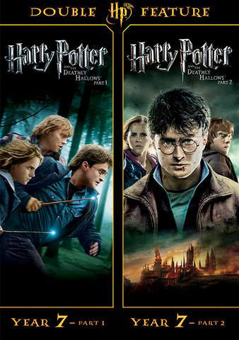 Harry Potter Double Feature Year 7 SD UV