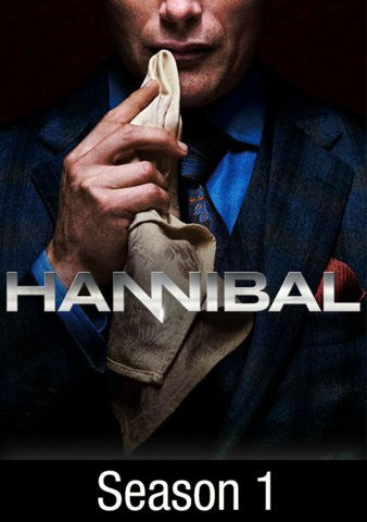 Hannibal season 1 HDX UV - Digital Movies