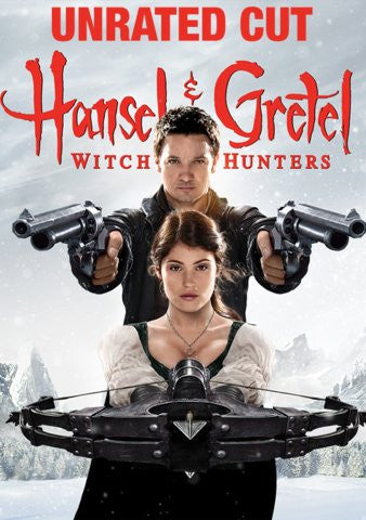 Hansel & Gretel: Witch Hunters (Unrated) HD iTunes - Digital Movies