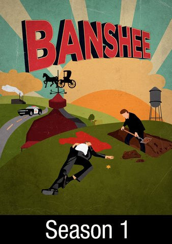 Banshee season 1 HD Google Play - Digital Movies