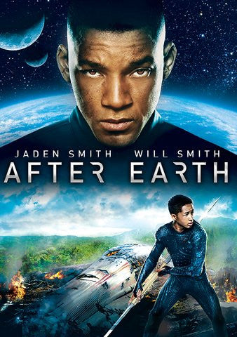 After Earth HDX UV - Digital Movies